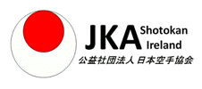 We are affiliated with Japan Karate Association Shotokan Ireland