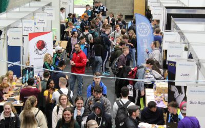 UCD Sports Expo is upon us!