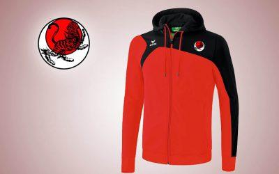 New UCD Karate club tops design