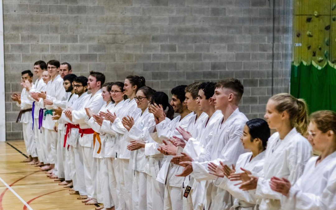 UCD Karate AGM 2020