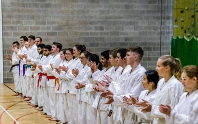 UCD Karate AGM 2020 and new committee announced